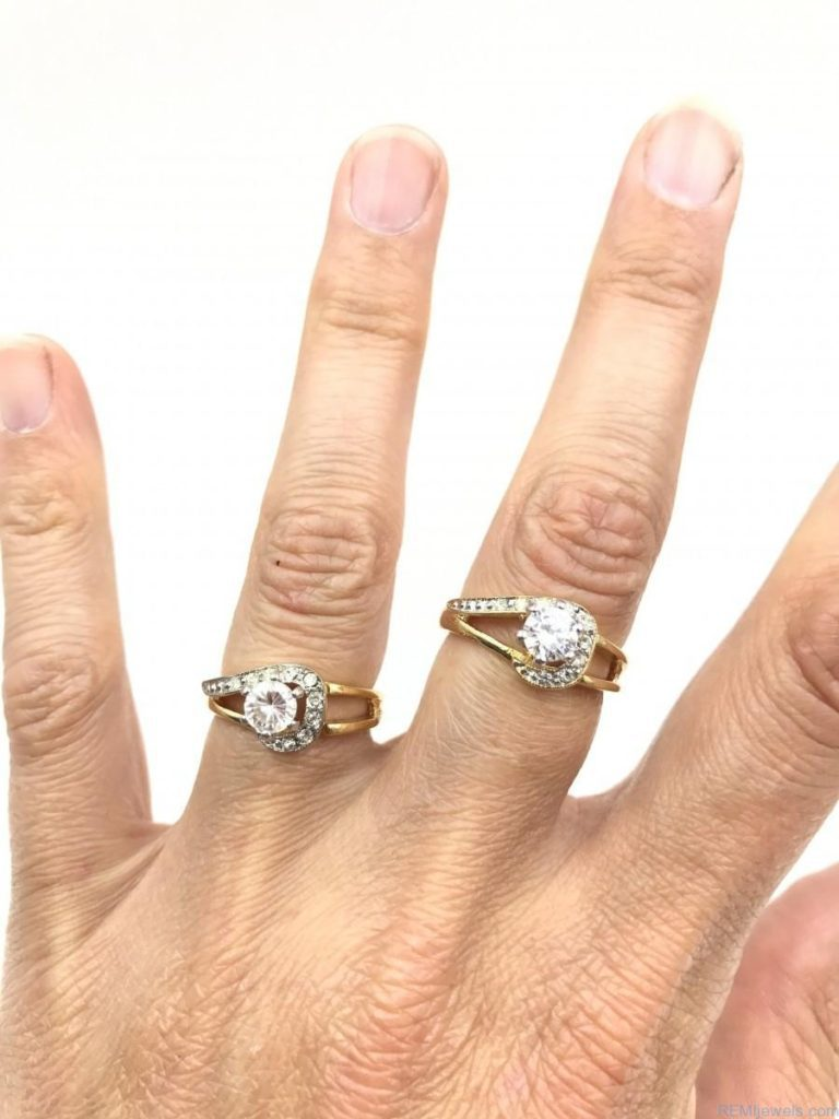 centre renaissance of magazine information gold engagement the rise style rose diamond rings